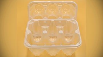 Контейнер для 6 куриных яиц СВ