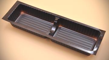 Прямоугольный коррекс под печенье К-29