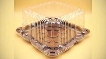 Упаковка для квадратных тортов УТ-46