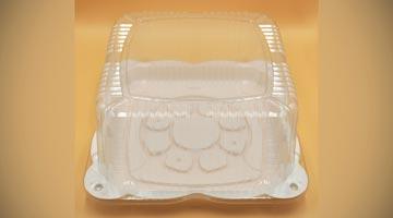 Упаковка для квадратных тортов УТ-47