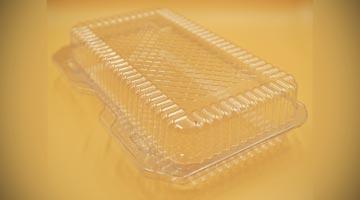 Упаковка для прямоугольных тортов и пирожного УТ-54