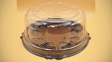 Упаковка для торта круглая УТ-76