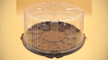 Упаковка для торта круглая УТ-77