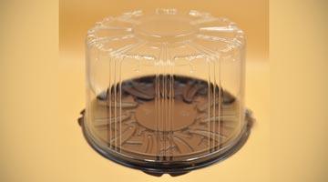 Упаковка для торта круглая УТ-78