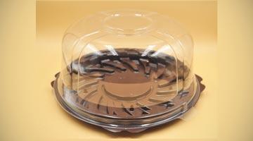 Упаковка для торта круглая УТ-81