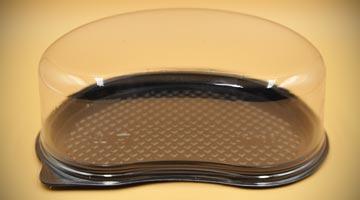 Упаковка для пирожных фигурная УТ-86