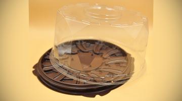 Упаковка для торта круглая УТ-88